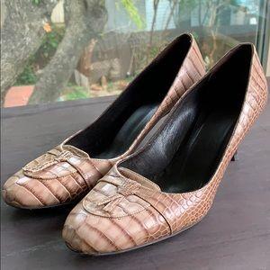 Zara Closed Toe Shoes